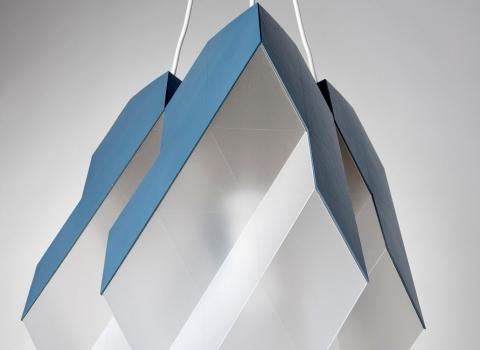 Luster piramidalni oblik, Polygon-9